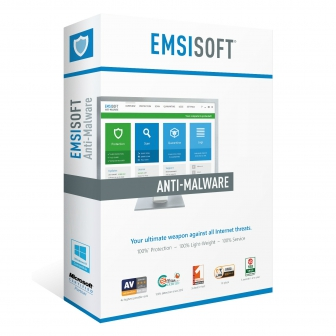Emsisoft Anti-Malware (For Home)