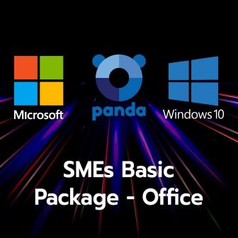 SMEs Basic Package - Office (ชุดโปรแกรมสำนักงานประจำเครื่อง สำหรับธุรกิจ SMEs รุ่นเริ่มต้น)