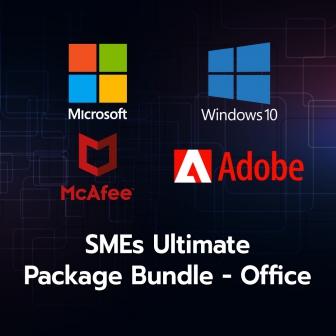 SMEs Ultimate Package - Office (ชุดโปรแกรมสำนักงานประจำเครื่องขั้นสูง สำหรับธุรกิจ SMEs)