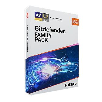 Bitdefender Family Pack 2021
