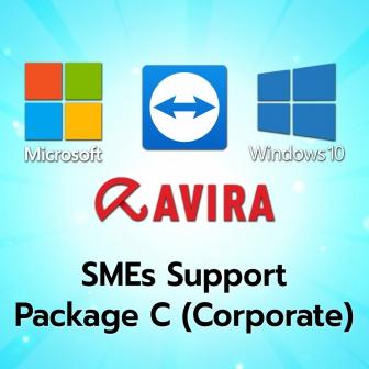 SMEs Support Package C (Corporate) (ชุดโปรแกรมซัพพอร์ต และโปรแกรมประจำเครื่องขั้นสูง สำหรับธุรกิจ SMEs ขนาดกลาง)